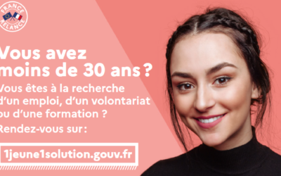 "Plan gouvernemental ""#1jeune1solution"""